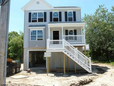 Somers Point Single Family Home For Sale: 6 Cliveden Avenue