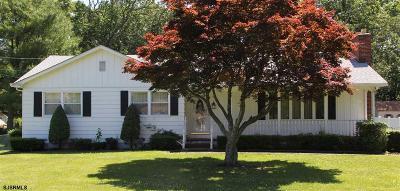 Vineland Single Family Home For Sale: 1399 S Myrtle Street