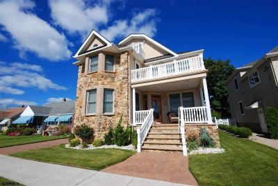 Atlantic City, Longport, Longport Borough, Margate, Ventnor, Ventnor Heights Rental For Rent: 15 N 35th Ave
