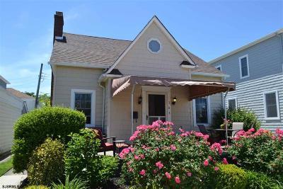 Atlantic City, Longport, Longport Borough, Margate, Ventnor, Ventnor Heights Rental For Rent: 202 N Osborne
