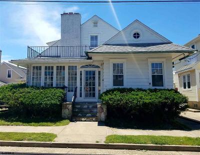 Atlantic City, Longport, Longport Borough, Margate, Ventnor, Ventnor Heights Rental For Rent: 20 S Martindale Ave