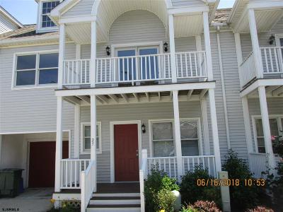 Atlantic City Single Family Home For Sale: 27 Clipper Court