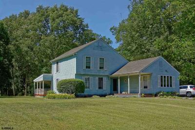 Pittsgrove Township Single Family Home For Sale: 51 Oaklyn Terrace