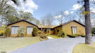 Millville Single Family Home For Sale: 604 Quail Dr