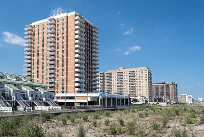 Ventnor Condo/Townhouse For Sale: 5200 Boardwalk #12 E