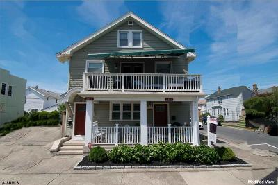 Ventnor Condo/Townhouse For Sale: 28 N Washington Ave Ave #1