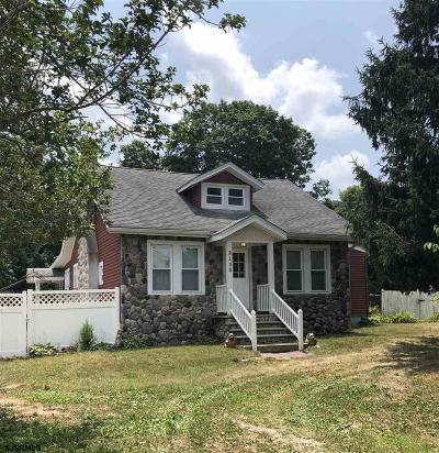 Vineland Single Family Home Back On Market: 2135 E Oak Rd Road