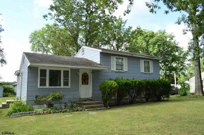 Buena Single Family Home For Sale: 412 Woodlawn Ave
