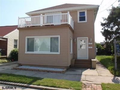 Atlantic City, Longport, Longport Borough, Margate, Ventnor, Ventnor Heights Rental For Rent: 20 N Clermont Ave
