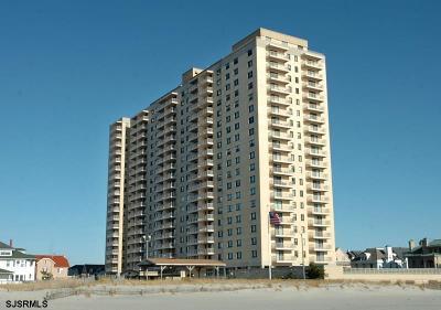 Ventnor Condo/Townhouse For Sale: 5000 Boardwalk # 817 #817
