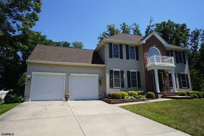 Millville Single Family Home For Sale: 51 Lisa Marie Ter Terrace