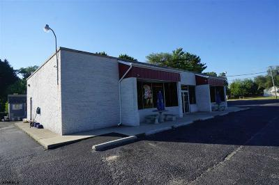 Vineland Commercial For Sale: 4059 S Main Rd Road