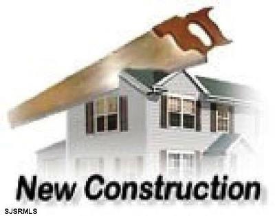Margate Single Family Home For Sale: 5 N Monroe Ave