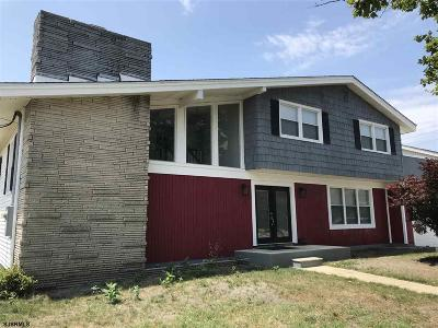 Atlantic City Single Family Home For Sale: 900 N Dr Martin Luther King Blvd
