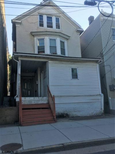 Atlantic City Single Family Home For Sale: 36 N Maryland Ave