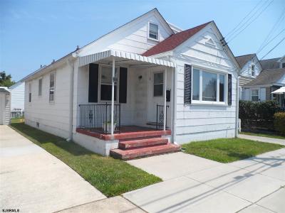 Margate Single Family Home For Sale: 5 N Douglas Ave