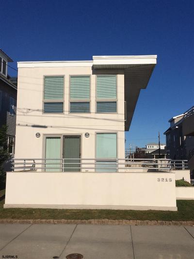 Atlantic City, Longport, Longport Borough, Margate, Ventnor, Ventnor Heights Rental For Rent: 3215 Atlantic Ave