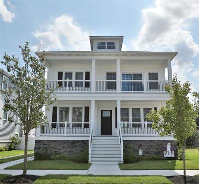 Margate Single Family Home For Sale: 414 N Mansfield Ave