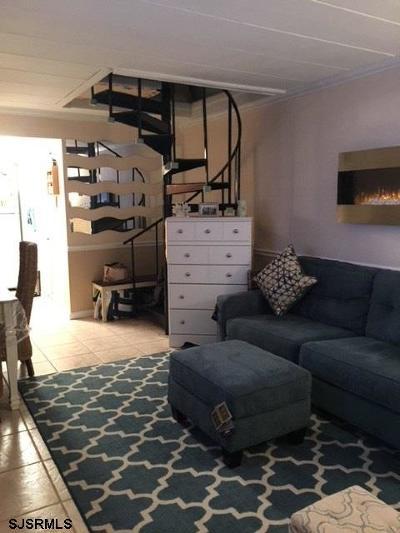 Atlantic City, Longport, Longport Borough, Margate, Ventnor, Ventnor Heights Rental For Rent: 9510 Amherst Ave Ave