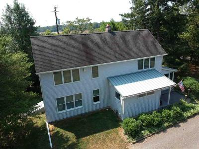 Millville Single Family Home For Sale: 3200 Cedarville Rd Road