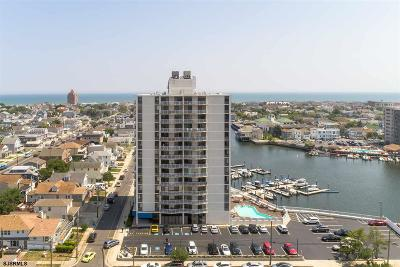 Atlantic County Condo/Townhouse For Sale: 236 N Derby Ave #1 & 2
