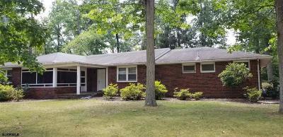 Vineland Single Family Home For Sale: 2431 Blackwood