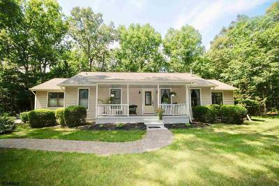 Millville Single Family Home For Sale: 2024 Fairton Rd Road
