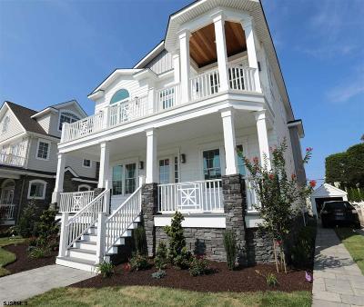 Margate Single Family Home For Sale: 11 S Cedar Grove Ave
