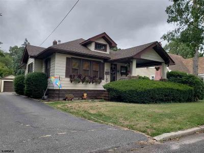 Vineland Single Family Home For Sale: 1063 New Pear Street