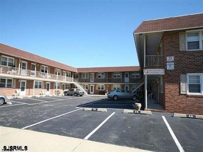 Atlantic City, Longport, Longport Borough, Margate, Ventnor, Ventnor Heights Rental For Rent: 21 S Monroe Ave