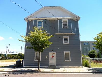 Atlantic City Multi Family Home For Sale: 213 N South Carolina Ave