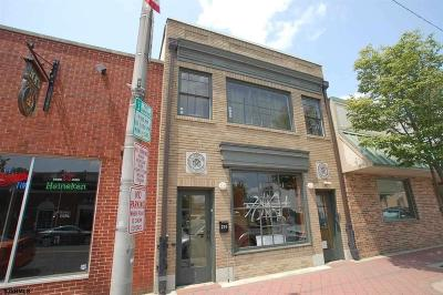 Millville Commercial For Sale: 224 High Street