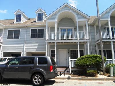 Atlantic City Single Family Home For Sale: 5 Windjammer Ct