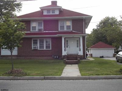 Vineland Multi Family Home For Sale: 738 S Seventh Street