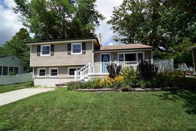 Somers Point Single Family Home For Sale: 118 Haddon Ave