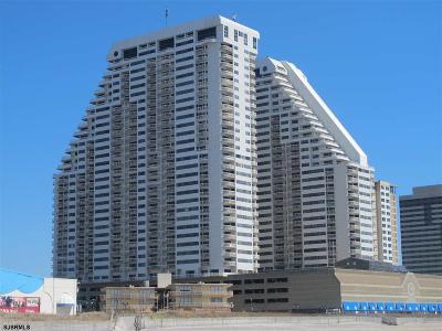 Atlantic City Condo/Townhouse For Sale: 3101 Boardwalk #2511