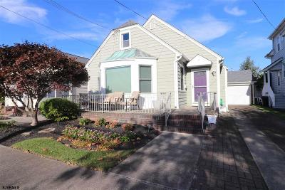 Atlantic City, Longport, Longport Borough, Margate, Ventnor, Ventnor Heights Rental For Rent: 11 N Lancaster Ave Ave