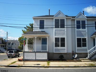 Atlantic City Single Family Home For Sale: 327 Beach Ave