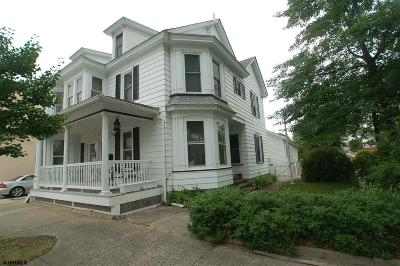 Millville Single Family Home For Sale: 112 E Mulberry Street