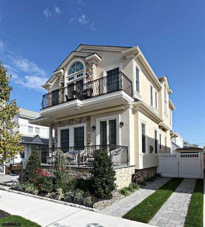 Atlantic City, Longport, Longport Borough, Margate, Ventnor, Ventnor Heights Rental For Rent: 11 S Kenyon Ave