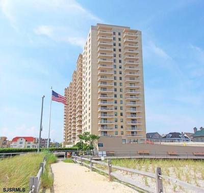 Ventnor Condo/Townhouse For Sale: 5000 Boardwalk, #705 #705