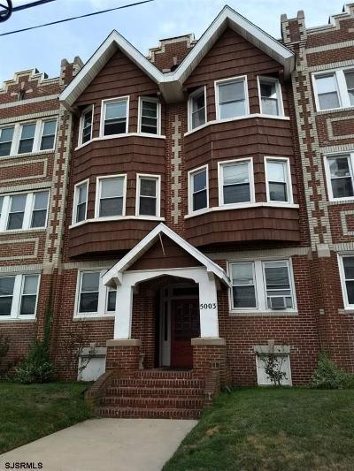 Ventnor Condo/Townhouse For Sale: 5003 Atlantic Ave #CO1,  CO