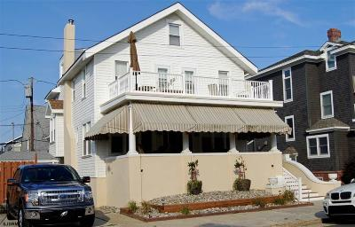Atlantic City, Longport, Longport Borough, Margate, Ventnor, Ventnor Heights Rental For Rent: 105 S Wissahickon Ave