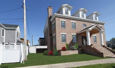 Margate Single Family Home For Sale: 9005 Ventnor Ave