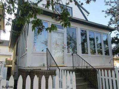 Atlantic City Single Family Home For Sale: 4421 Winchester Ave