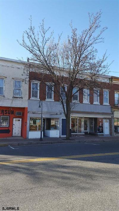 Millville Commercial For Sale: 504 N High Street