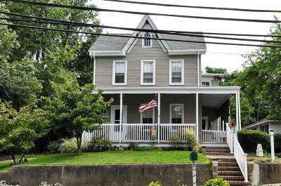 Single Family Home For Sale: 5 Bridgeton Fairton Road