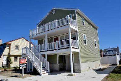 Atlantic City, Longport, Longport Borough, Margate, Ventnor, Ventnor Heights Rental For Rent: 31 N 32 Avenue