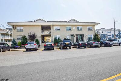 Longport Condo/Townhouse For Sale: 1600 Atlantic Ave #50