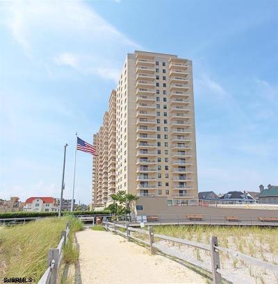 Atlantic City, Longport, Longport Borough, Margate, Ventnor, Ventnor Heights Rental For Rent: 5000 Boardwalk